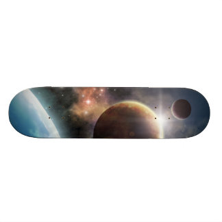 Welcome to the Space Skateboard Deck