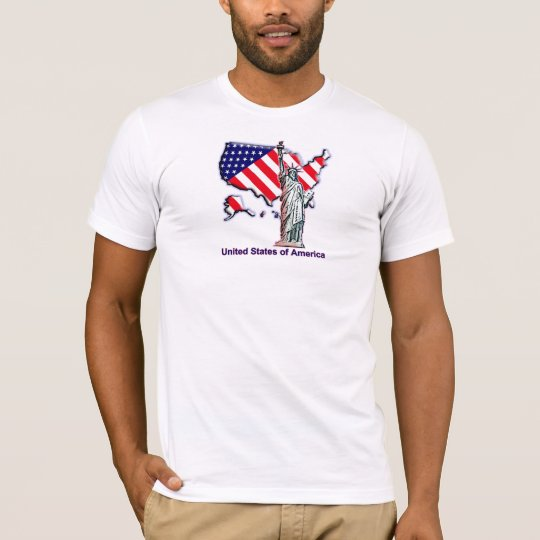 Welcome to the USA T-Shirt
