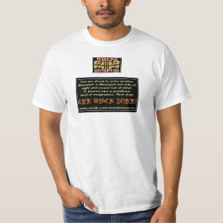 WELCOME TO THE WACK ZONE! T-Shirt