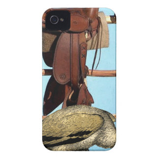 WELCOME TO THE WILD WEST iPhone 4 Case-Mate CASE