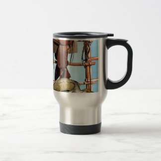 WELCOME TO THE WILD WEST TRAVEL MUG