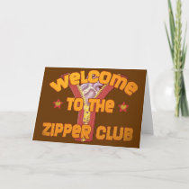 Welcome to the Zipper Club Card