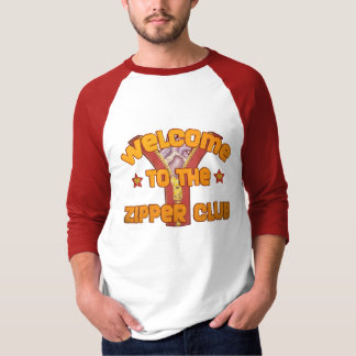 Welcome to the Zipper Club Shirt