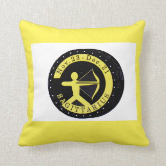 WELCOME TO THE ZODIAC-OUTLET PILLOW