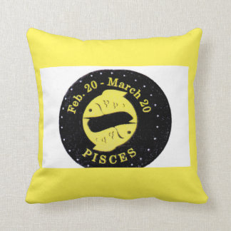 WELCOME TO THE ZODIAC-OUTLET THROW PILLOW