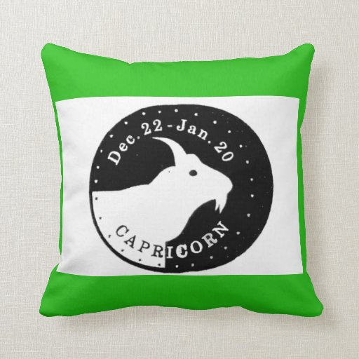 WELCOME TO THE ZODIAC-OUTLET THROW PILLOWS Zazzle