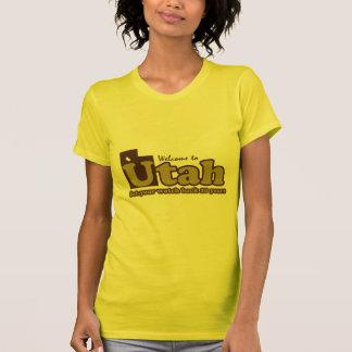 Welcome to Utah Parody T-Shirt