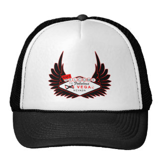 Welcome to Vega Trucker Hat