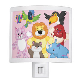 Welcome to Webkinz! Nite Light at Zazzle