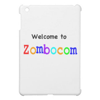 Welcome to Zombocom Cover For The iPad Mini