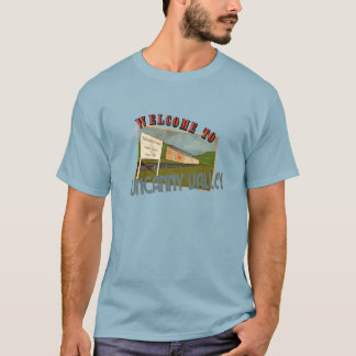 Welcome ton of Uncanny Valley T-Shirt