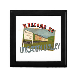 Welcome ton uncanny valley jewelry box