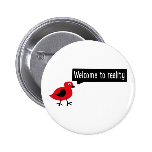 welcome tons reality pin