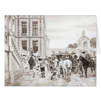 Welcome Visitors 1904 Card