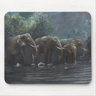 Welcome Waters 1990 Mouse Pad