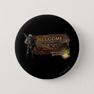 Welcome young hunters, to Monster Hunter Tri! Button