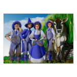 Welcoming Committee Stationery Note Card