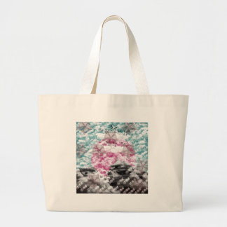 Welcoming fire canvas bags