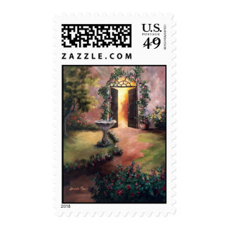 Welcoming Light Postage