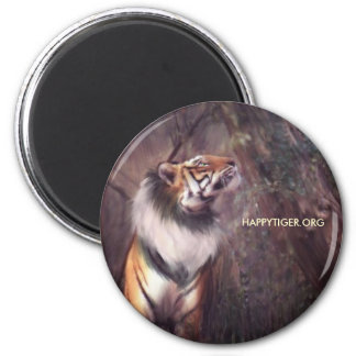 Welcoming Mogsport 2 Inch Round Magnet