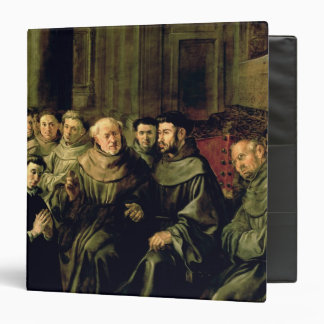 Welcoming St. Bonaventure into the Franciscan Binder