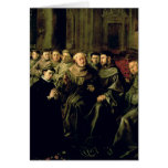 Welcoming St. Bonaventure into the Franciscan Card