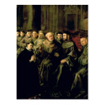 Welcoming St. Bonaventure into the Franciscan Postcards