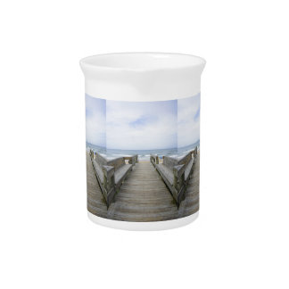 Welcoming View Beverage Pitcher