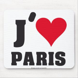 WELCOMO TO PARIS MOUSE PAD