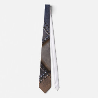 Welded Metal Squares Tie