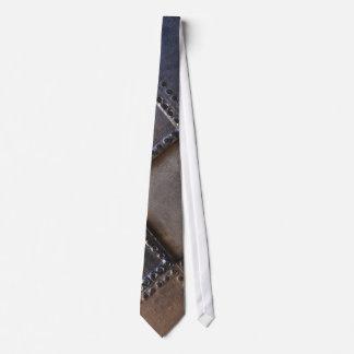 Welded Metal Squares | Unique Gifts Neck Tie