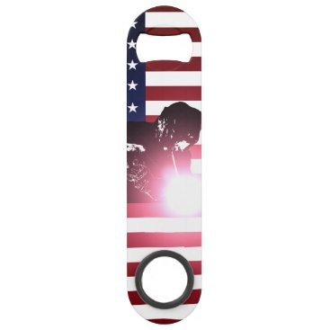 Welder & American Flag Bar Key