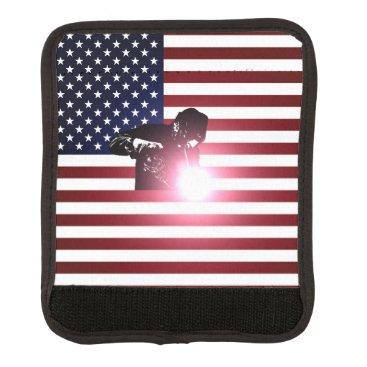 Welder & American Flag Handle Wrap