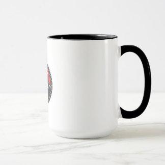Welder Arc Welding Circle Retro Mug