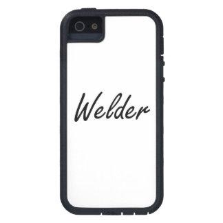 Welder Artistic Job Design iPhone 5 Covers