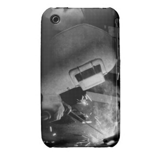 Welder at Work iPhone 3G/3G Case-Mate Barely There iPhone 3 Case-Mate Cases