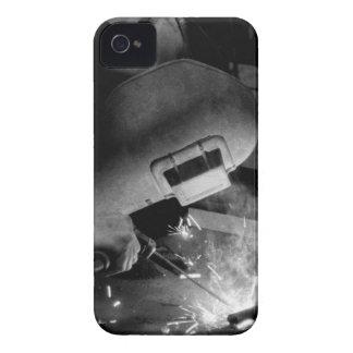 Welder at Work iPhone 4/4S Case-Mate ID iPhone 4 Case-Mate Case
