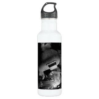 Welder at Work Liberty 24oz Water Bottle