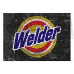 Welder Card