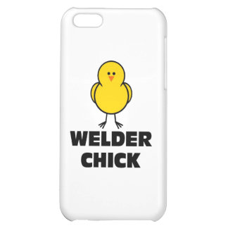 Welder Chick Cover For iPhone 5C