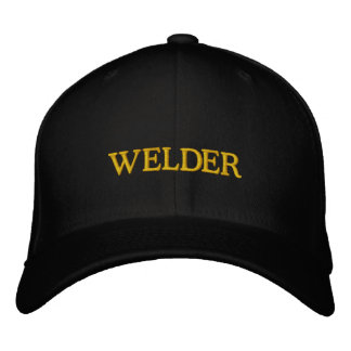 WELDER EMBROIDERED BASEBALL CAP