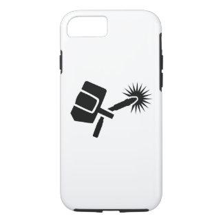 Welder equipment iPhone 7 case