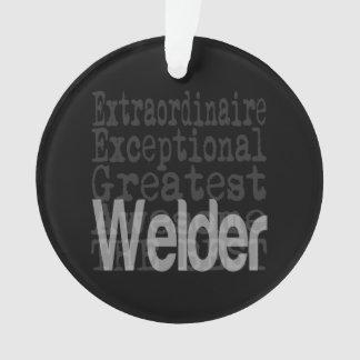 Welder Extraordinaire Ornament