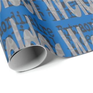 Welder Extraordinaire Wrapping Paper
