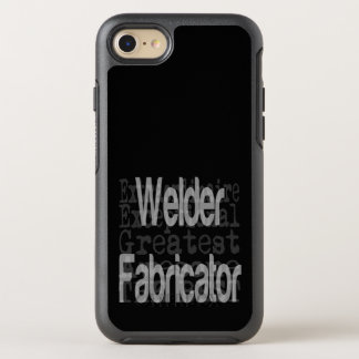 Welder Fabricator Extraordinaire OtterBox Symmetry iPhone 8/7 Case
