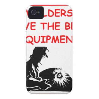 welder iPhone 4 Case-Mate case