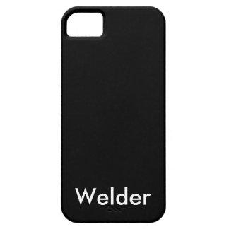 Welder iPhone 5 Cover