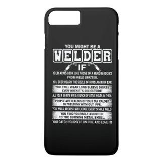Welder iPhone 7 Plus Case