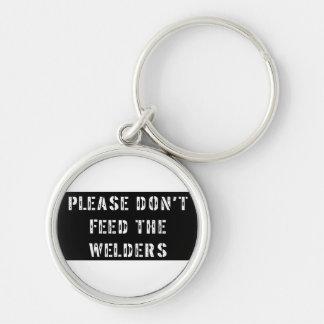 Welder Keychain