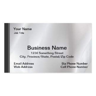 Welder Machinist Pipefitter Millwright Engineer Double-Sided Standard Business Cards (Pack Of 100)